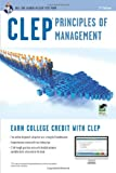 img - for CLEP Principles of Management Book + Online (CLEP Test Preparation) book / textbook / text book