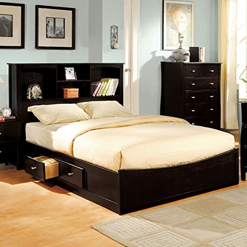 Compare brooklyn transitional style espresso finish california king size 6 piece bedroom set for 6 piece king size bedroom sets