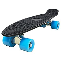 4Dcopter-Fly It Love It Plastic Cruiser Penny Size Skateboard 22 Inch