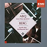 Berg: String Quartet Op. 3; Lyric Suite