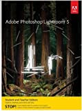 Adobe Photoshop Lightroom 5, Student and Teacher Edition (Mac) [Mac Download]