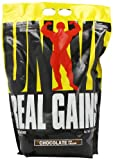 513KxnKCPbL. SL160  Universal Nutrition Real Gains, Chocolate Ice Cream, 10.6 Pounds Review