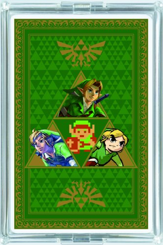 1 X The Legend of Zelda Playing Cards (Japan Import) - 1