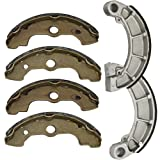2002-2004 HONDA TRX 450 Fourtrax Foreman Front and Rear Brake Shoes