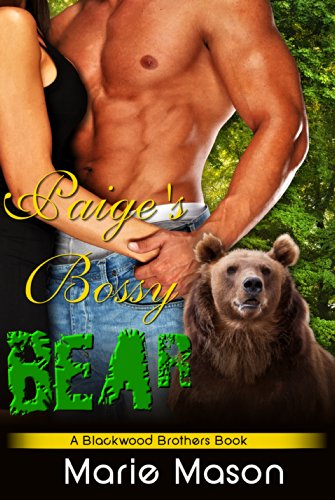 Paige's Bossy Bear (A BBW Paranormal Romance) (A Blackwood Brothers' Book Book 2) (Bossy Bear compare prices)