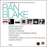 Ran Blake - Complete Recordings on Black Saint & Soul Note