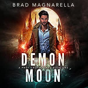 Demon Moon Audiobook