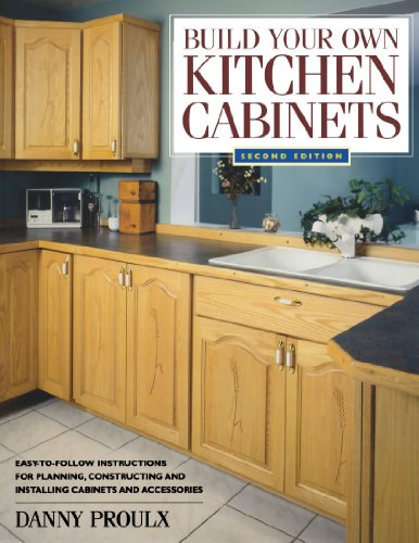Build Your Own Kitchen Cabinets (Popular Woodworking) - Popular Woodworking Books - AZ-1558706763 - ISBN:1558706763