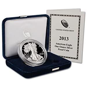 2013 American Silver Eagle Proof