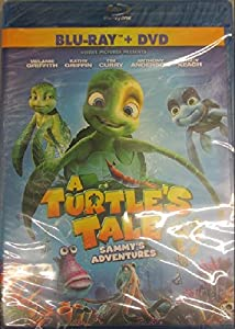 A Turtle's Tale: Sammy's Adventure [Blu-ray]