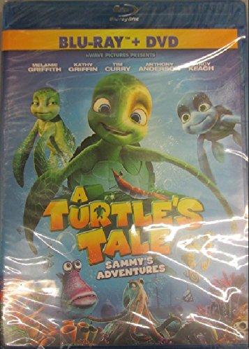A Turtle's Tale: Sammy's Adventures [Blu-ray]