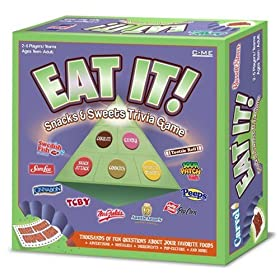Eat It board game!