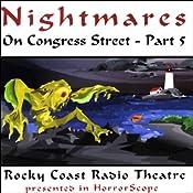 Nightmares on Congress Street, Part V | [Edgar Allan Poe, Hugh B. Cave, H.P. Lovecraft, more]
