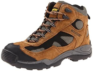 Wolverine Men's Wolverine SD Mid Work Boot,Sand,7 M US