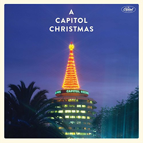 Album Art for A Capitol Christmas [2 LP] by Various Artists