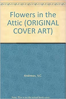 attic the book cover Flowers in