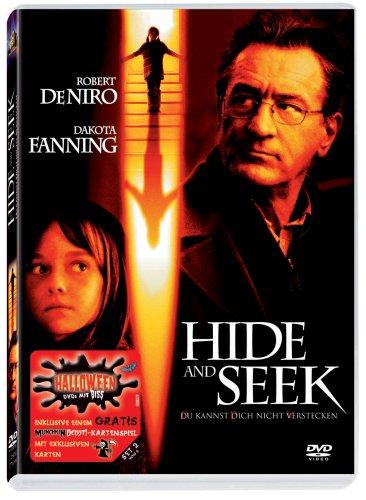 Hide and Seek - Du kannst Dich nicht verstecken (+ Munchkin-Kartenspiel)
