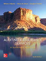 Auditing & Assurance Services: A Systematic Approach, 10th Edition Front Cover