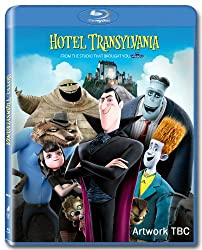 Hotel Transylvania (Blu-ray + UV Copy) [2012]