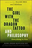 Cover of The Girl with the Dragon Tattoo and Philosophy by  0470947586