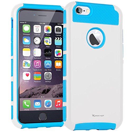 korecase-carcasa-iphone-6-6s-funda-silicona-choque-absorcion-parachoque-hibrido-protectora-caso-blan