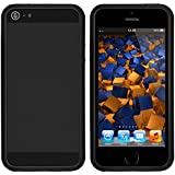 mumbi Bumper iPhone 5 5S Hülle Schutzhülle schwarz