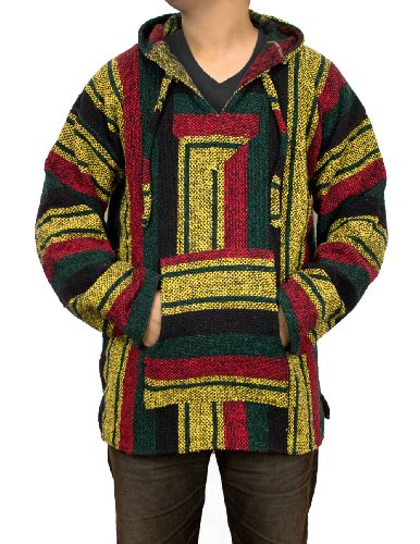 Mexican Cotton Blanket front-1081026