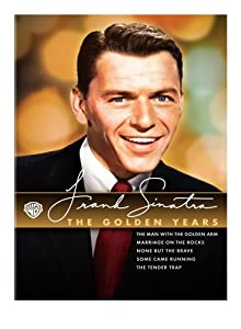 Frank Sinatra - The Golden Years Collection (Some Came Running / The Man with the Golden Arm / The Tender Trap / None but the Brave / Marriage on the Rocks) from Warner Home Video