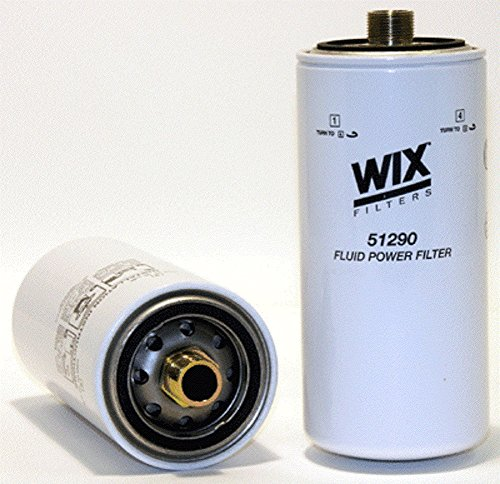 Wix 51290 Spin-On Transmission Filter - Case of 6