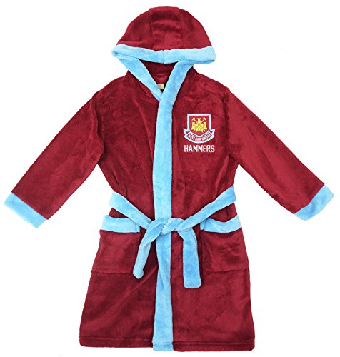 boys-west-ham-united-fc-hooded-dressing-gown-size-9-10-years