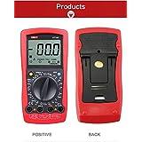 UT106 Handheld Automotive Multipurpose Meters Manual Range Multimeters Input Protection AC DC Diode Test