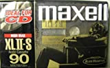 Maxell XLII-S 90 Minute Audio Cassette Tape