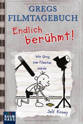 Buchseite und Rezensionen zu 'Gregs Filmtagebuch - Endlich berühmt!: Wie Greg zum Filmstar wurde' von Jeff Kinney