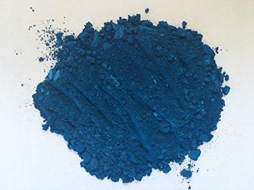 Cobalt blue (1 Lb) pigment/dye for concrete,grout,render,pointing,house paint,ceramic,cement,brick,tiles (Tile Dye compare prices)
