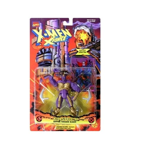 X-Men: X-Force Killspree #2 Action Figure - 1