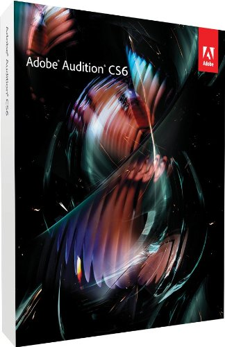 Adobe Retail Audition CS6  Win - 1 User