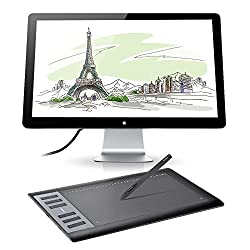 HUION 1060PLUS 10 x 6.25 Graphic Pen Tablet