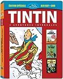 Image de Tintin - 3 aventures - Vol. 4 : 7 boules de Cristal + Le Temple du soleil + L'Etoile