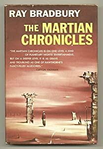 "Cover of ""The Martian Chronicles"""