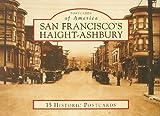 San Francisco's Haight-Ashbury (Postcards of America)