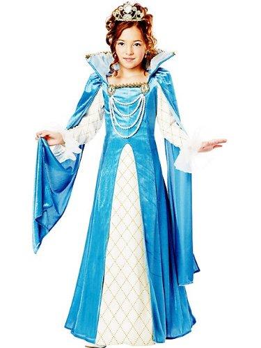 Renaissance Queen Child