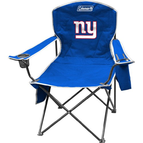 NFL Giants Cooler Quad Chair at Amazon.com