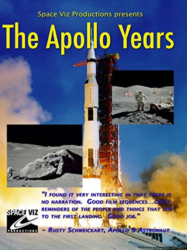 The Apollo Years - Alt - A Space Viz Production