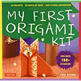 My First Origami Kit: [Origami Kit with Book, 60 Papers, 150 Stickers, 22 Projects]