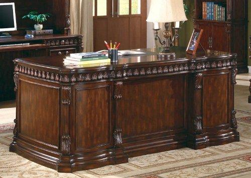 Superieur Coaster Fine Furniture 800800 Executive Desk With Computer Storage
