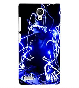 ColourCraft DJ Design Back Case Cover for XIAOMI REDMI NOTE 4G