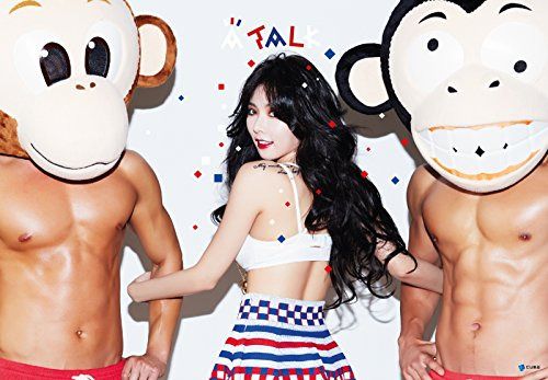 Hyuna (4Minute)-A Talk-WEB-KR-2014-LEV Download