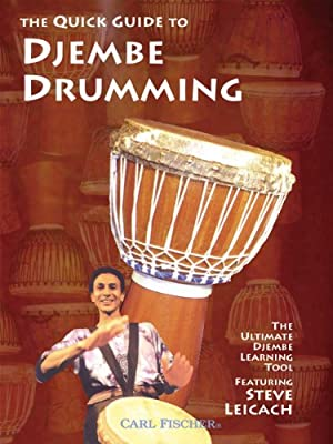 The Quick Guide to Djembe Drumming (English/Japanese/Spanish)