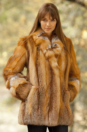 White Fox Fur Coat Prices | Santa Barbara Institute for