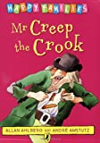 Mr Creep the Crook (Happy Families)